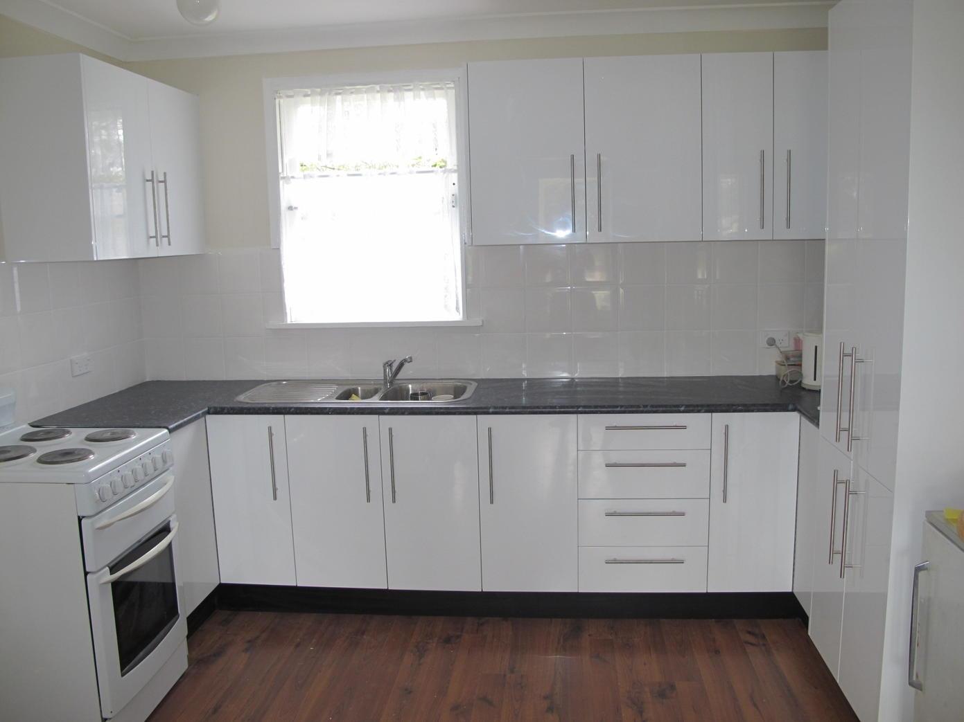 Bunnings Kitchen Cabinet Doors Marquee 1000mm Melamine Wall Cabinet Bunnings Warehouse 6995