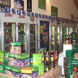 Sunnyhill Country Club Hotel Bottleshop