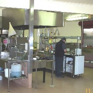 Sunnyhill Country Club Hotel Kitchen
