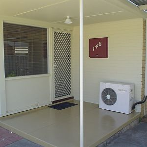 Front entrance after Coolbellup