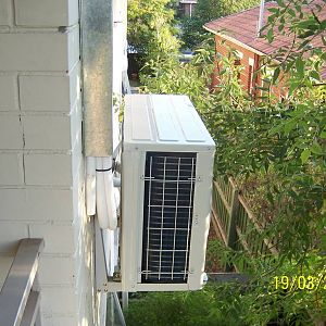 Walsh St - aircon installed
