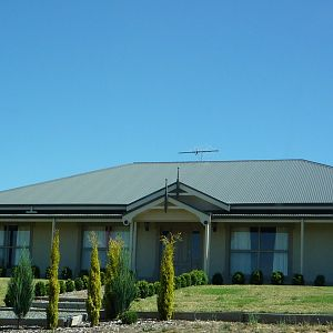 Nice house at Mt Barker SA.