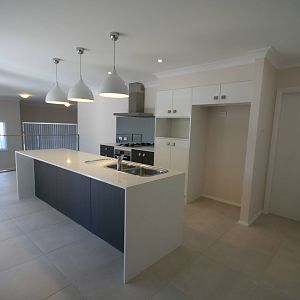 Kitchen in Property Bloom dual occupancy project