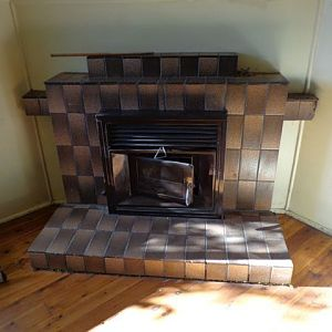 What would you do with this fireplace?